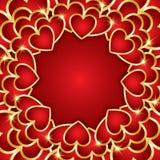 Fondo di amore Immagine Stock Libera da Diritti