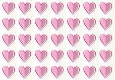 Fondo di amore Rosa rossa immagine stock
