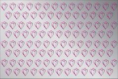 Fondo di amore Rosa rossa fotografia stock libera da diritti