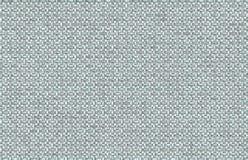 Fondo di Aqua Black White Textured Grid fotografia stock