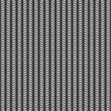 fondo di arte di illusione ottica carta da parati da tavolino in bianco e nero Disegno grafico Reticolo senza giunte Vettore che  Fotografie Stock