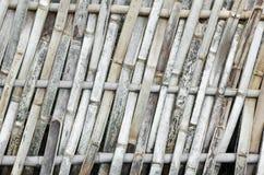 Fondo di bambù Immagine Stock Libera da Diritti