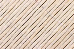 Fondo di bambù del tovagliolo immagine stock libera da diritti