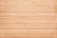 Fondo di bambù di legno Fotografia Stock Libera da Diritti