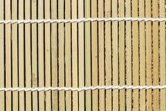 Fondo di bambù e strutturato Immagini Stock Libere da Diritti