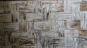 Fondo di bambù fatto immagine stock