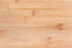 Fondo di bambù di struttura, contesto della plancia Fotografia Stock