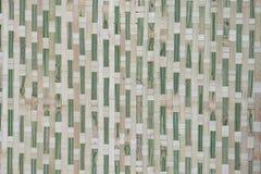 Fondo di Beuatiful di struttura del canestro del rattan o del bambù Fotografia Stock Libera da Diritti