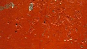 Fondo di Brown, pittura su una superficie di legno Fotografia Stock Libera da Diritti