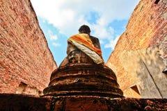 Fondo di Buddha Fotografie Stock Libere da Diritti