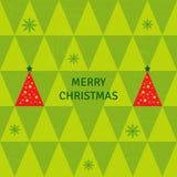 Fondo di Buon Natale Fotografie Stock