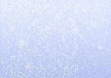 Fondo di caduta della neve Bufera di neve di inverno Progettazione per le feste del nuovo anno e di Cristmas Vettore immagini stock libere da diritti