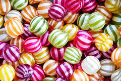 Fondo di Candy Fotografia Stock Libera da Diritti