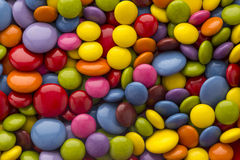 Fondo di Candy Fotografie Stock Libere da Diritti