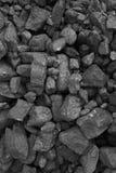 Fondo di carbone Fotografie Stock