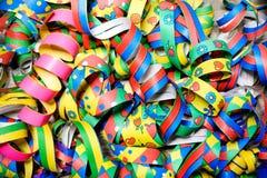 Fondo di carnevale Fotografie Stock