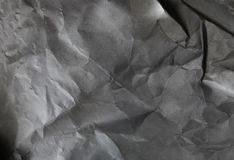 Fondo di carta in bianco e nero Fotografia Stock Libera da Diritti