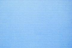 Fondo di carta blu-chiaro Fotografia Stock