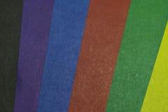 Fondo di carta colorata immagini stock