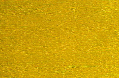 Fondo di carta di struttura dell'oro Fotografia Stock Libera da Diritti