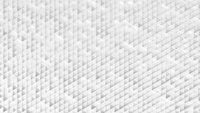 Fondo di carta geometrico dell'estratto dai piccoli triangoli illustrazione vettoriale