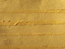 fondo di carta giallo di struttura di nastro adesivo Fotografia Stock Libera da Diritti