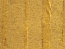 fondo di carta giallo di struttura di nastro adesivo Fotografie Stock