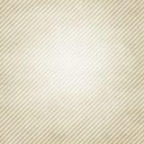 Fondo di carta di lerciume in banda beige, retro Fotografia Stock