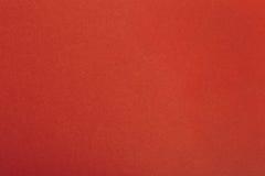 Fondo di carta rosso della pergamena con le fibre Immagini Stock Libere da Diritti