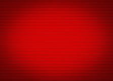 Fondo di carta rosso a strisce Immagini Stock