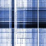Fondo di codice binario illustrazione vettoriale