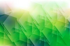 Fondo di colore di strutture porpora astratto e verde Immagini Stock