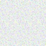 Fondo di colore leggero del pixel Fotografia Stock