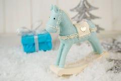 Fondo di concetto del nuovo anno e di Buon Natale Fotografia Stock