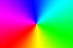 Fondo di concetto dell'arcobaleno Royalty Illustrazione gratis