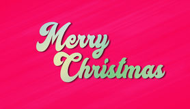 fondo di concetto della carta da parati di Buon Natale Fotografia Stock