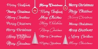 fondo di concetto della carta da parati di Buon Natale Immagini Stock Libere da Diritti