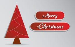 fondo di concetto della carta da parati di Buon Natale Fotografie Stock
