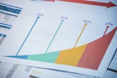 Fondo di contabilità di affari Immagini Stock Libere da Diritti