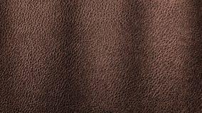 Fondo di cuoio del cuoio o di struttura per progettazione di massima di modo, della mobilia e della decorazione interna Fotografie Stock Libere da Diritti