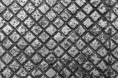 Fondo di di piastra metallica Fotografia Stock Libera da Diritti