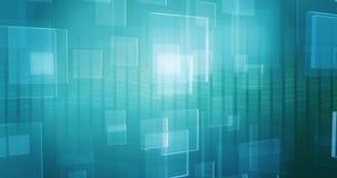Fondo di Digital e astrattismo di presentazione di connettività video d archivio