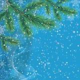 Fondo di festa di Natale Immagini Stock