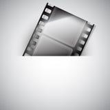 Fondo di film Fotografie Stock