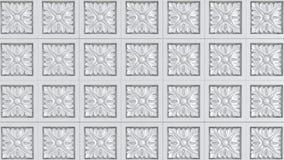 Fondo di Fretwork del modello Fotografia Stock