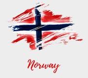 Fondo di giorno di costituzione della Norvegia Immagine Stock Libera da Diritti