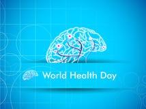 Giorno di salute di mondo, Immagine Stock