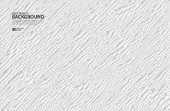 Fondo di Gray Curve Abstract, struttura bianca, carta da parati, superficie, insegna, modello della disposizione di progettazione illustrazione di stock