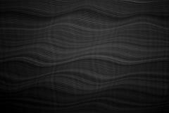 Fondo di gray di colore dell'onda di progettazione del bordo della flauto Fotografie Stock