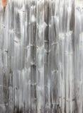 Fondo di Grey Antique Weathered Barn Boards fotografia stock